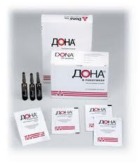 Дона (Глюкозамина сульфат)