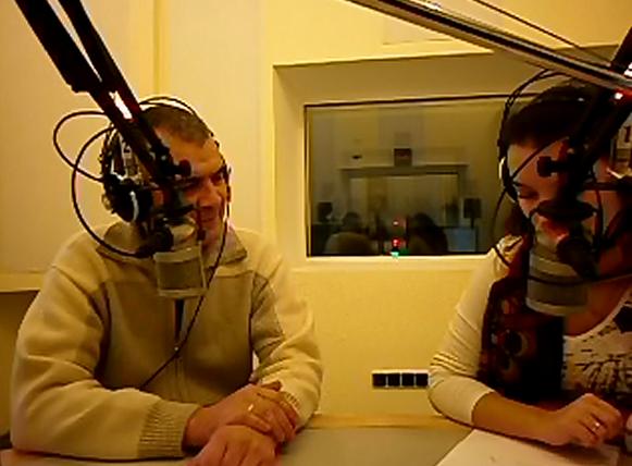 Эфир на радио Вдадимиров Р.Р.